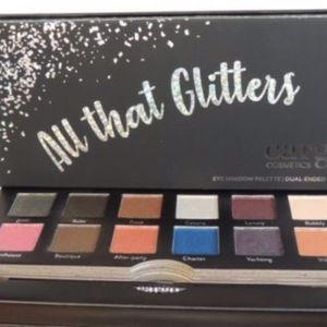 NEW Cargo All That Glitters Eyeshadow palette